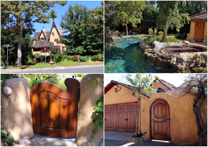 The Witch's House – культовая достопримечательность Беверли-Хиллз (Лос-Анджелес). © Michael Jiroch.