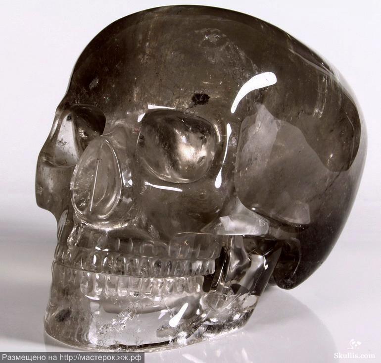 Smokey-Quartz-Rock-Mitchell-Hedges-Crystal-Skull-Replica-19 (Копировать)