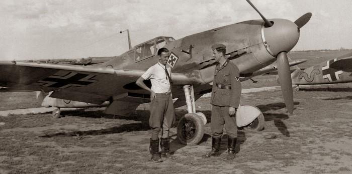 Но на фоне статистики Люфтваффе достижения наших летчиков меркнут. |Фото: history-doc.ru.