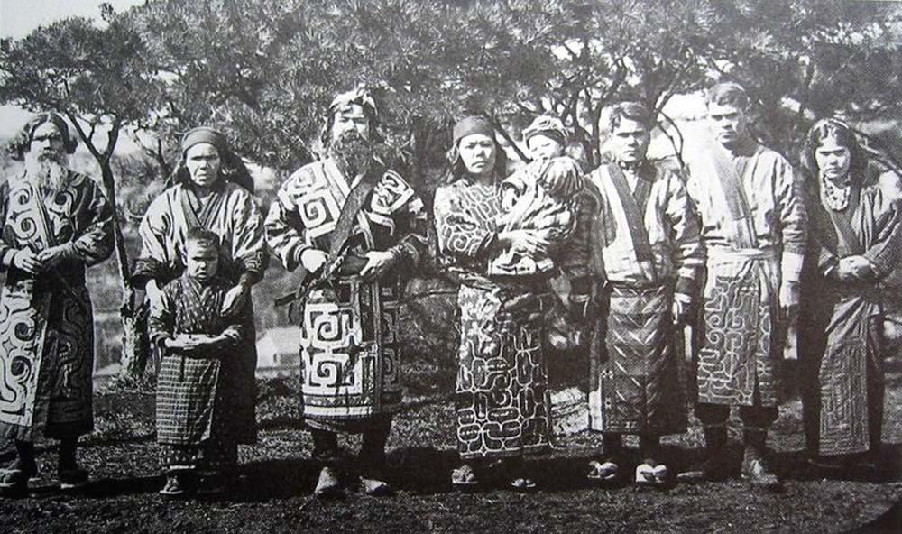 Геноцид айнов – исконных жителей Хоккайдо и северных островов