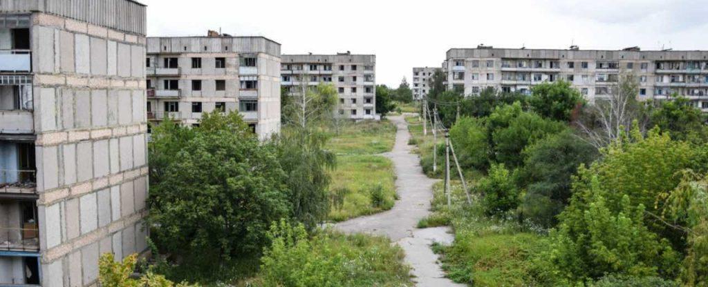 Думаете, це Чернобыль?