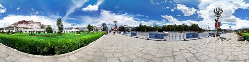 Дворец Потала