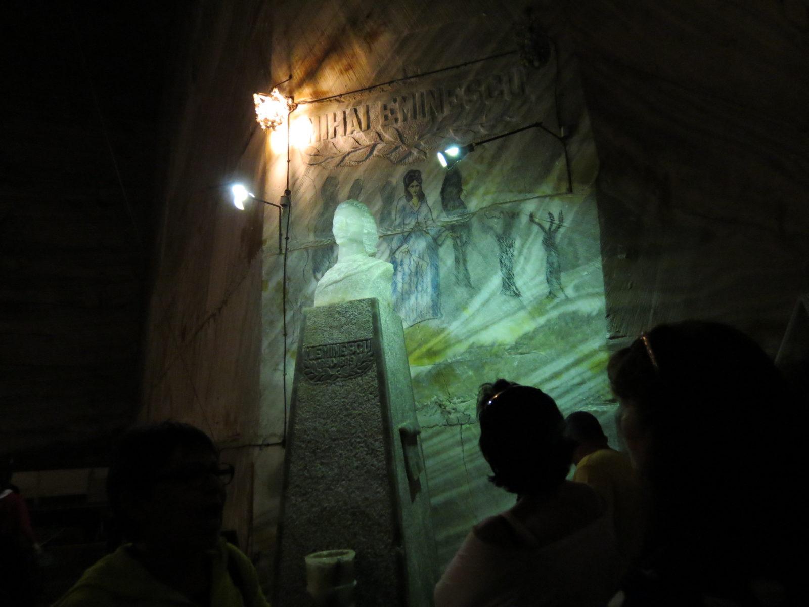 Соль, зарплата и соляная шахта Слэник Прахова (Румыния)