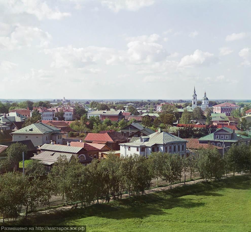 Проскудин - Горский. Российская Империя в 1910-1912 гг.