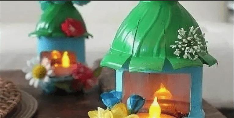 20 замечательных поделок из пластиковых бутылок, которые пригодятся в доме