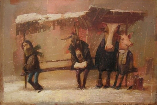 художник Александр Антонюк картины – 06