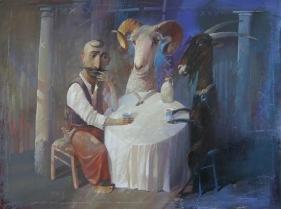 художник Александр Антонюк картины – 12