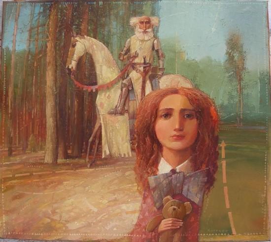 художник Александр Антонюк картины – 18