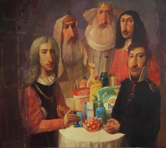 художник Александр Антонюк картины – 19
