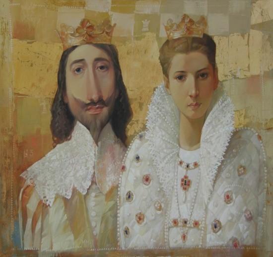 художник Александр Антонюк картины – 36