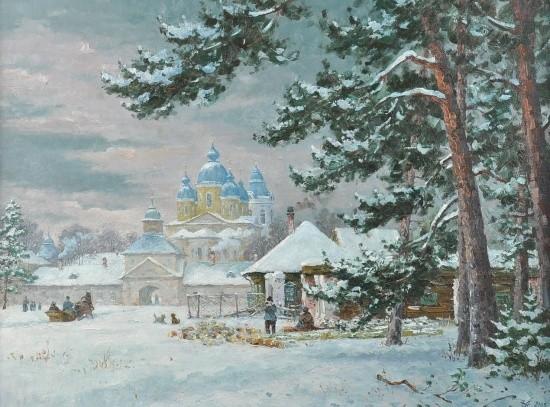 художник Александр Александровский картины – 02