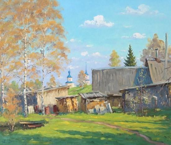 художник Александр Александровский картины – 05