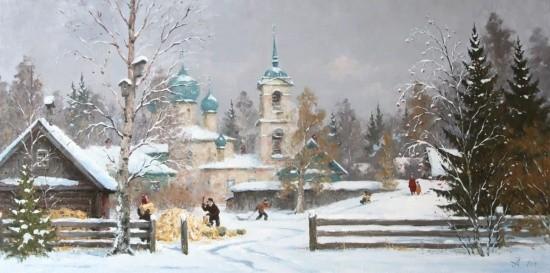 художник Александр Александровский картины – 10