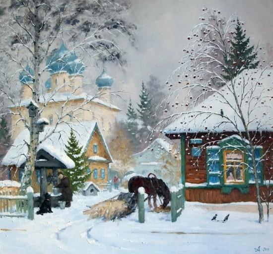 художник Александр Александровский картины – 14