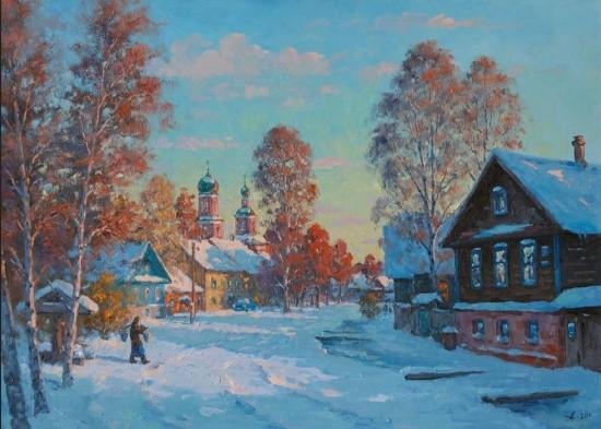 художник Александр Александровский картины – 18