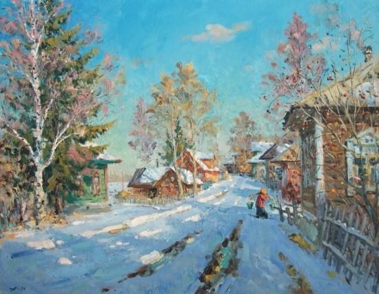художник Александр Александровский картины – 19