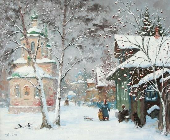 художник Александр Александровский картины – 25