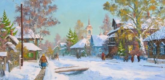 художник Александр Александровский картины – 26