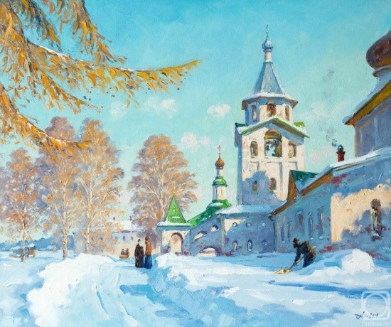 художник Александр Александровский картины – 28