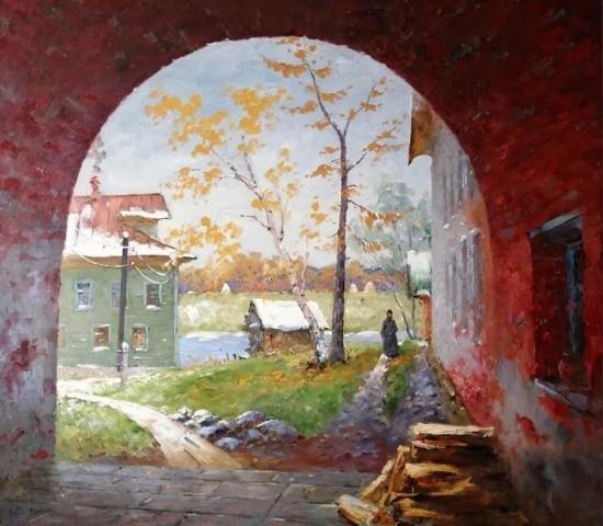 художник Александр Александровский картины – 32