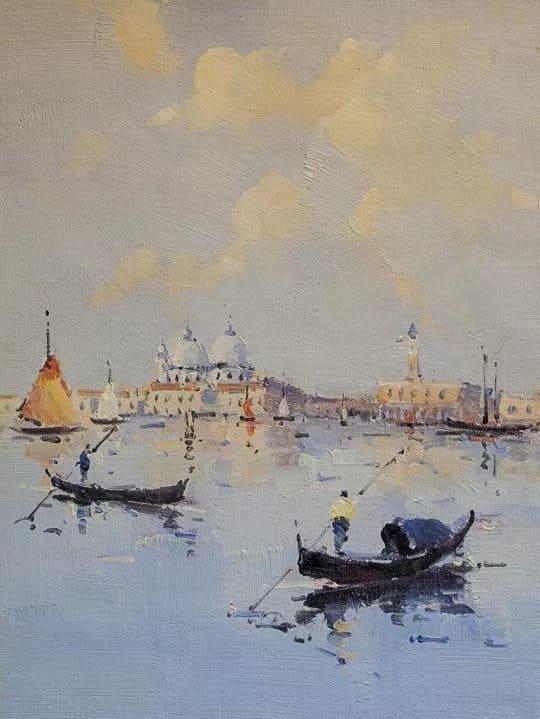 художник Андрей Андреевич Шарабарин картины – 19