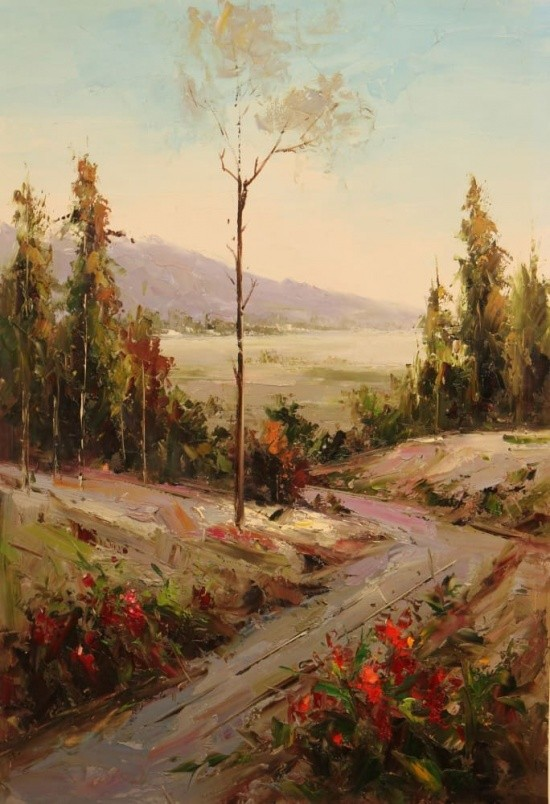 художник Андрей Андреевич Шарабарин картины – 29