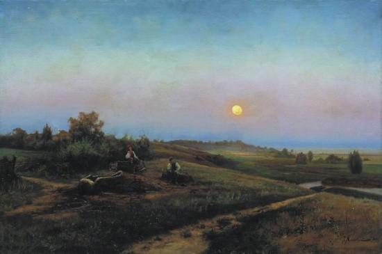 художник Иосиф Крачковский картины – 13