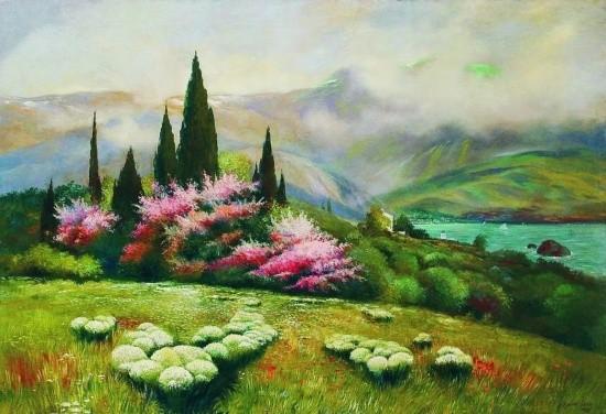 художник Иосиф Крачковский картины – 16