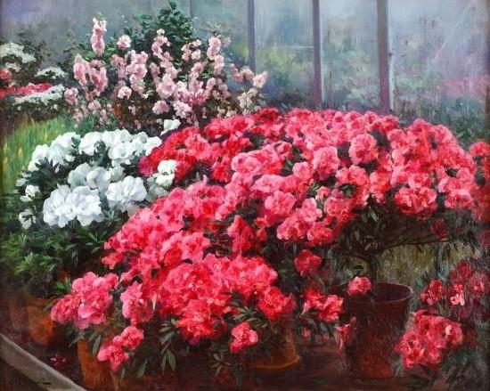художник Иосиф Крачковский картины – 32