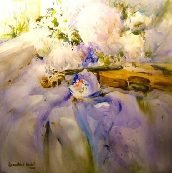 художник Лаурентино Марти (Laurentino Marti) картины – 24