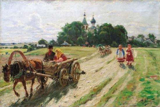 художник Михаил Беркос картины – 06