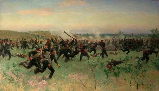 художник Николай Дмитриев-Оренбургский картины – 15