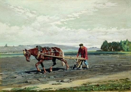 художник Николай Дмитриев-Оренбургский картины – 23