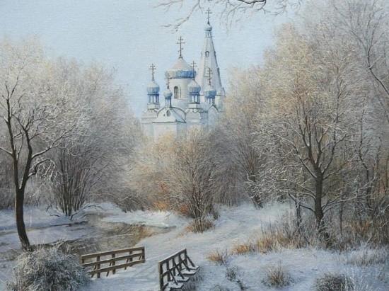 художник Ольга Дидык картины – 03