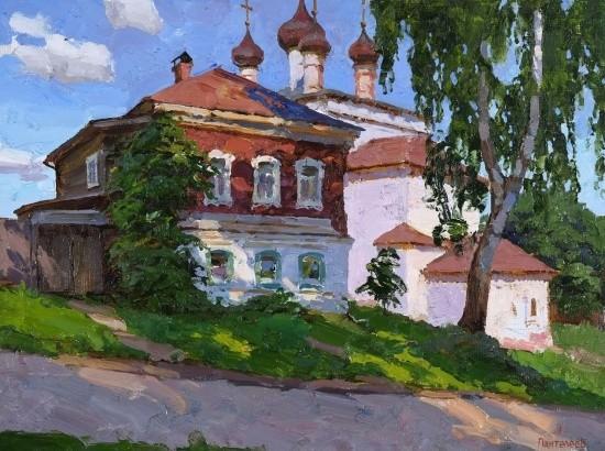 художник Сергей Пантелеев картины – 02