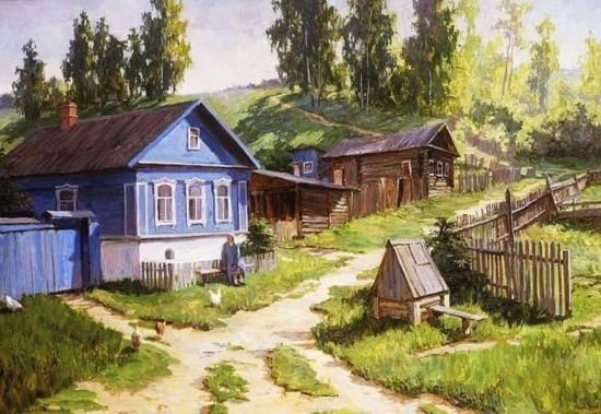 художник Сергей Пантелеев картины – 05