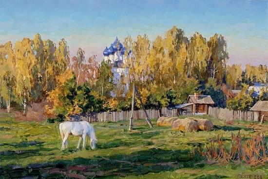 художник Сергей Пантелеев картины – 07