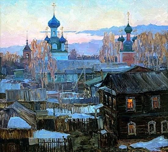 художник Сергей Пантелеев картины – 16