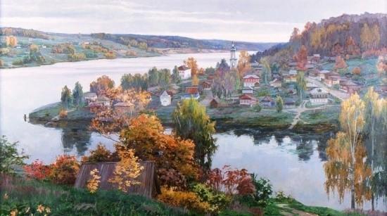 художник Сергей Пантелеев картины – 30