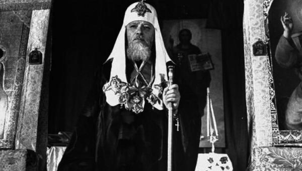 Речь Патриарха Алексия I на смерть Сталина