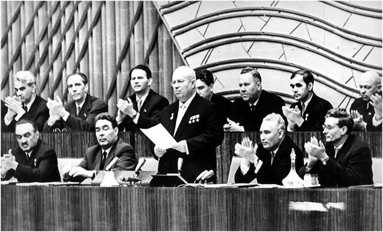 КПСС против Сталина! Как коммунисты предали Сталина