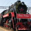 Поезд Победы: 7 вагонов военной истории