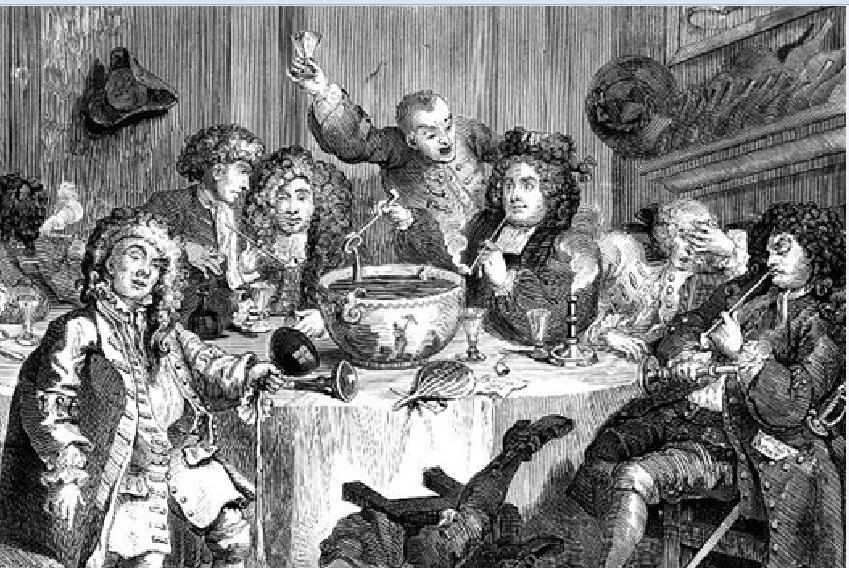 Как ром и виски создали США