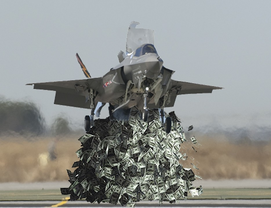 Пентагон насчитал почти 900 дефектов в истребителе F-35 (суперраспил)