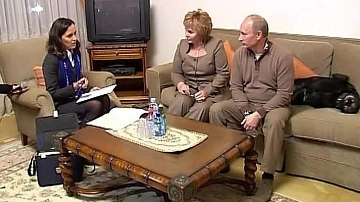 Зачем Путину дворцы