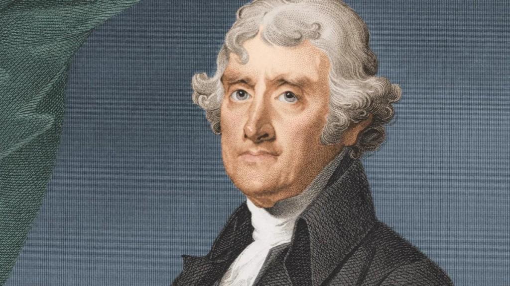Темная сторона Томаса Джефферсона