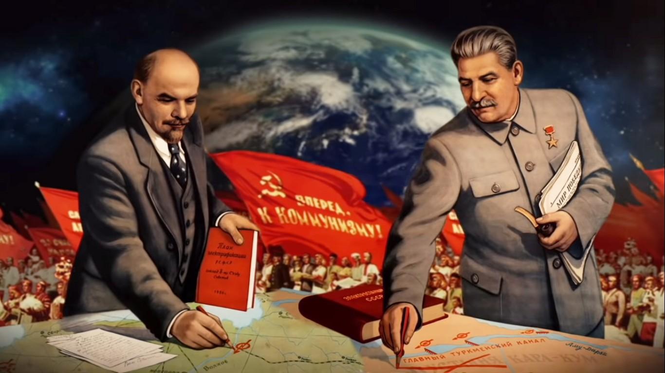 Вот РЕАЛЬНЫЙ создатель СССР/ Вся правда о СОВЕТСКОМ СОЮЗЕ