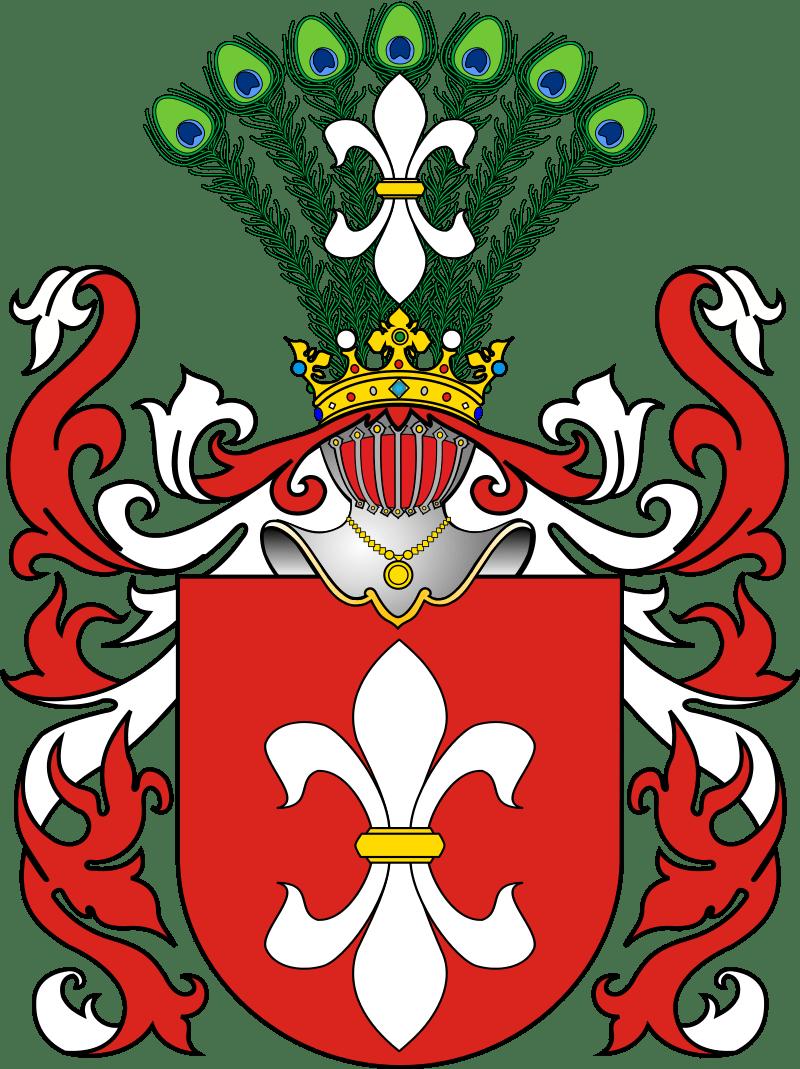 Дворянский герб Николая Паца