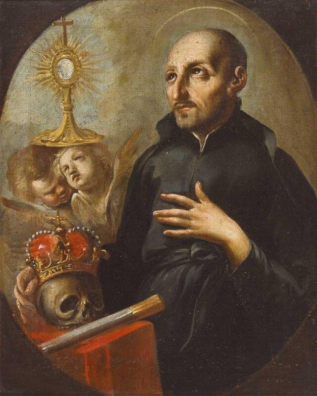 Преподобный Игнатий Лойла, изобретатель иезуитства