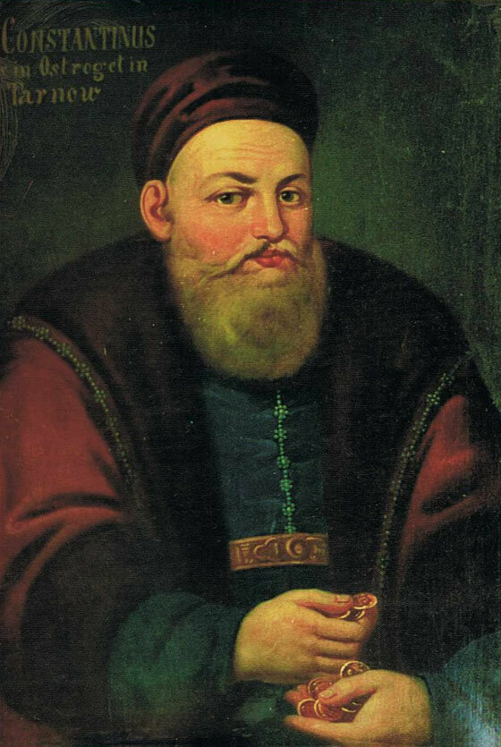 Князь Константин Острожский, посмертный католик